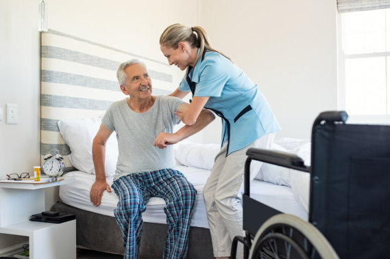 Discover How Homecare Aids in Fall and Injury Prevention