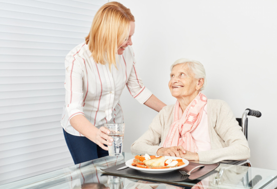 The Importance of Good Nutrition for the Elderly